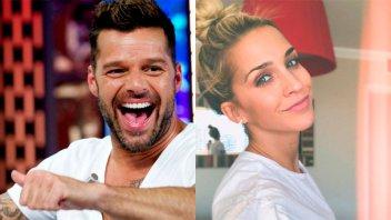 Soledad Fandiño reveló la desopilante anécdota de cómo conoció a Ricky Martin