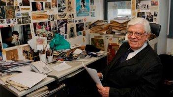 Murió el caricaturista y artista plástico Hermenegildo Sábat