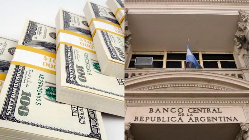 El dólar arrancó la semana en baja y cerró a 38,56 pesos
