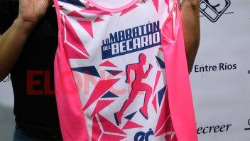 Entregaron más de 3.000 kits a inscriptos en la Maratón del Becario