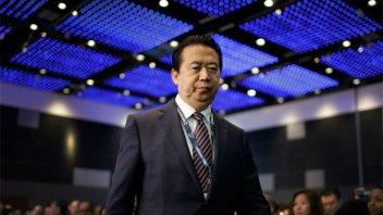 Investigan la desaparición del presidente de Interpol tras su viaje a China