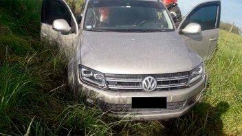 Siniestro fatal en la Ruta 215: murió el nieto de Julio Grondona
