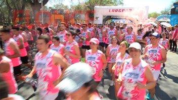 Más de 3000 corredores y caminantes participaron de la Maratón del Becario