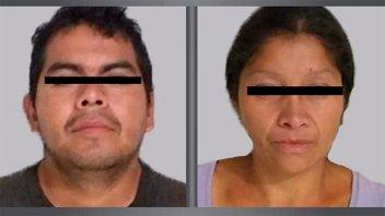 Detienen a pareja mexicana que descuartizaba mujeres y las llevaba en cochecito
