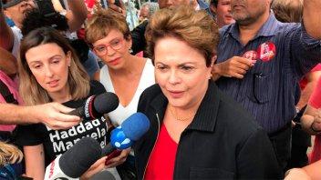 Elecciones en Brasil: Dilma Rousseff quedó cuarta y no ingresará al Senado