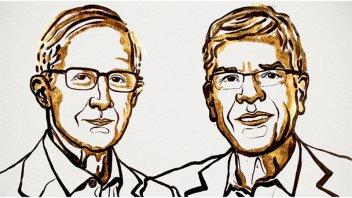 William Nordhaus y Paul Romer ganaron el Premio Nobel de Economía