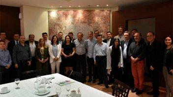 Realizaron encuentro bilateral entre viceintendencias de Paraná y Córdoba