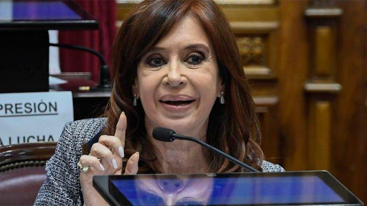 Cristina denunció un supuesto intento de espionaje en su contra