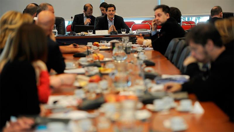Comisión de Presupuesto en Diputados