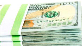 El dólar volvió a bajar, perforó los $ 38 y toca su menor valor en más de un mes