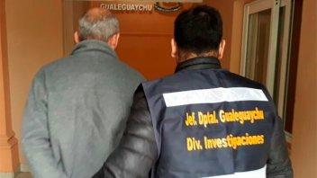 Detuvieron al acusado de haber abusado sexualmente de dos hermanos