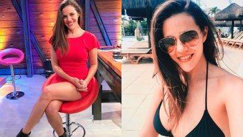 Una de las periodistas deportivas más lindas confirmó su separación