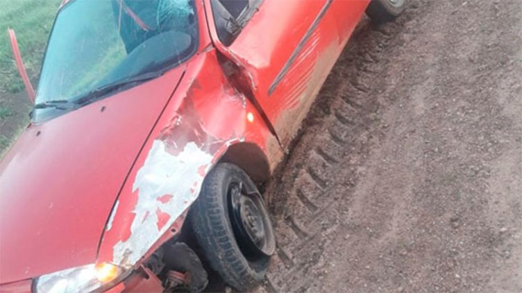 Motociclista murió al chocar contra un auto: Conductora tenía alcohol en sangre
