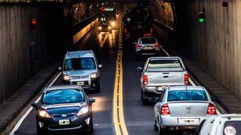 Fiesta de Disfraces: A qué hora prevén mayores demoras en el Túnel Subfluvial
