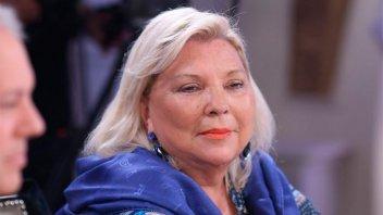 Carrió anunció que este lunes presentará un pedido de juicio político a Garavano