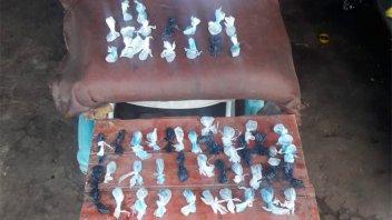 Varios detenidos por narcomenudeo en distintas ciudades entrerrianas