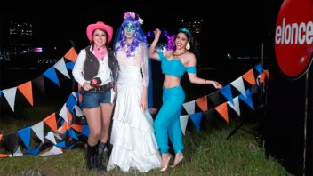 La Fiesta de Disfraces está en marcha: Seguila en vivo por Elonce