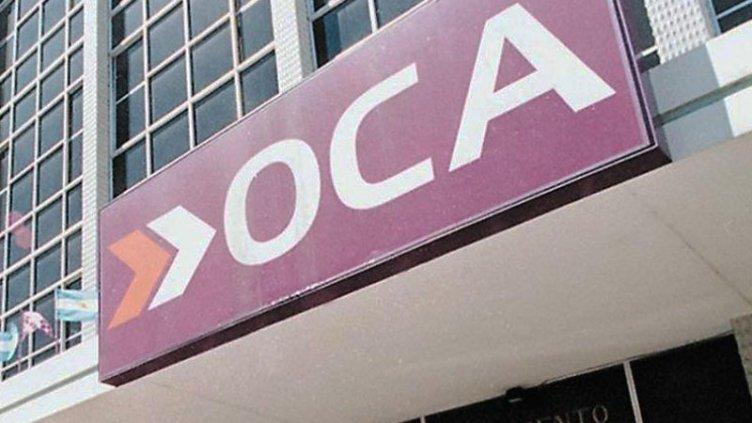 OCA pide que no le embarguen las cuentas para evitar la quiebra