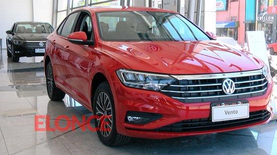 Haimovich presentó el nuevo Volkswagen Vento: Diseño renovado y tecnología