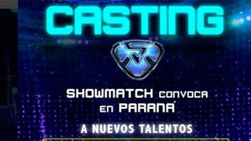 Showmatch hará casting en Paraná: Cuándo será y quiénes pueden participar