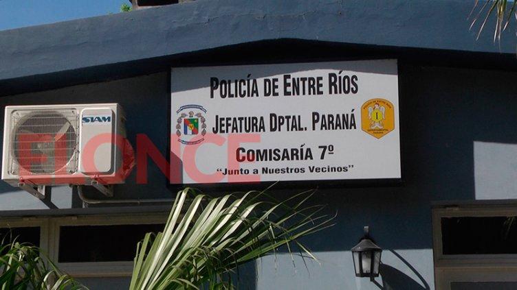 Robaron fuerte suma de dinero a un comerciante que salía de su casa en Paraná
