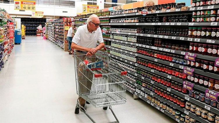 La inflación de septiembre fue del 6,5%, la más alta desde abril de 2016