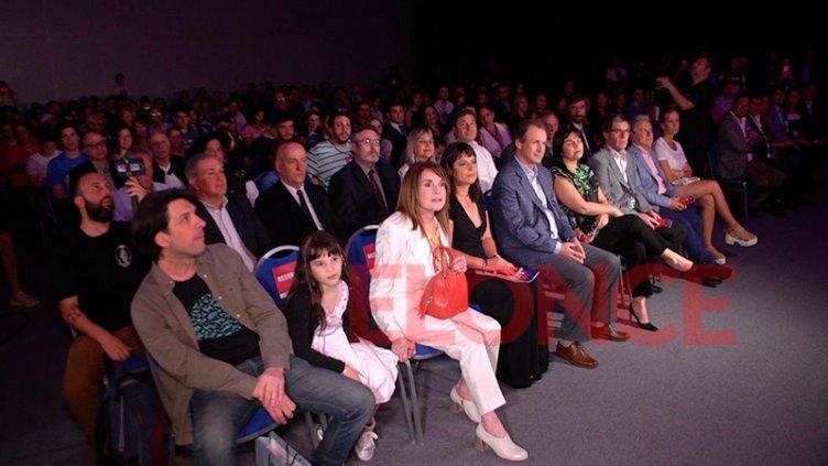 Comenzó el 1º Festival Internacional de Cine de Entre Ríos