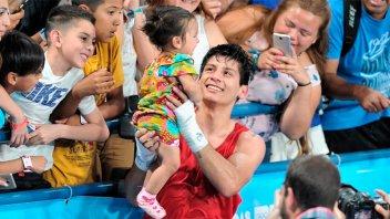 Arregui: La historia del boxeador que construye su casa con la mitad de su beca