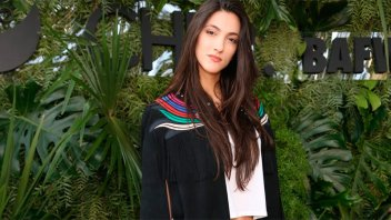 La ex novia de Nicolás Cabré: ¿La separación fue por Laurita Fernández?