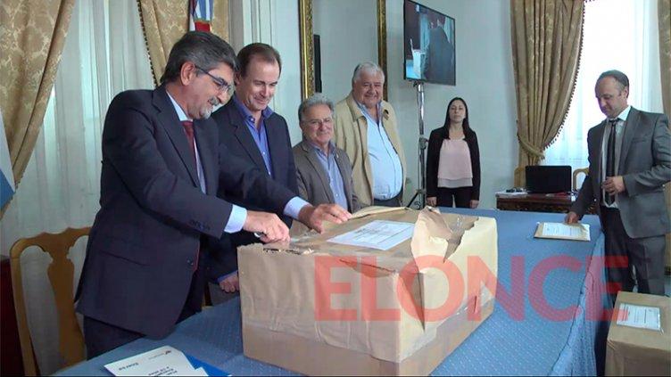 Se realizó la apertura de sobres para el cierre energético del norte entrerriano