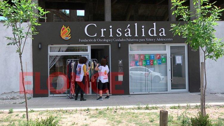Feria Americana a beneficio de la Fundación Crisálida
