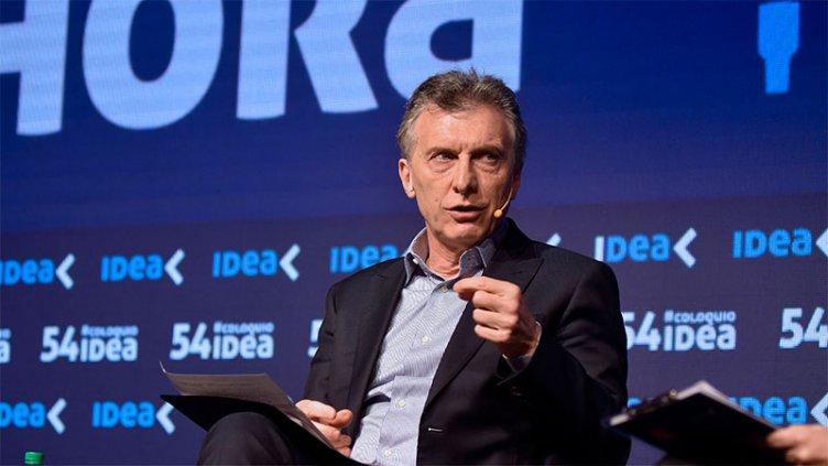Macri insistió con cambios en la legislación laboral y apuntó a los gremios