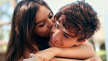 El romántico saludo de Malena Narvay a Julián Serrano por su cumpleaños