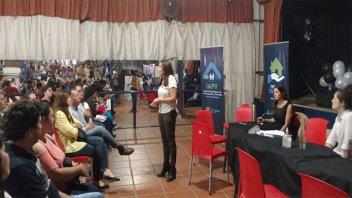 Se rubricaron escrituras de tres grupos habitacionales en Gualeguaychú