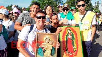 Peregrinación de los Pueblos: qué motiva a servidores y peregrinos
