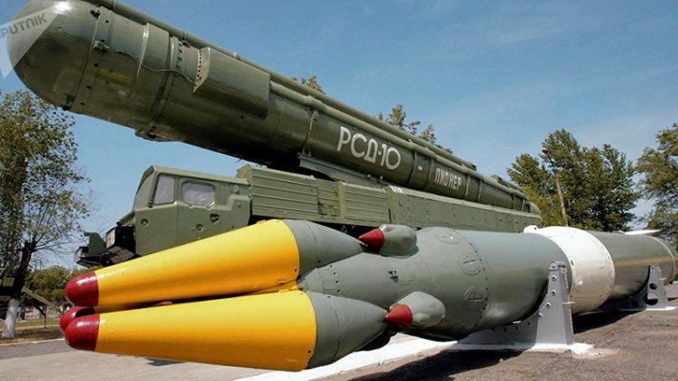 Trump confirma que EEUU se retirará del Tratado sobre Misiles con Rusia