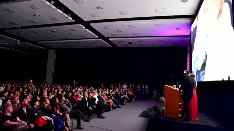 Miles de personas disfrutaron del Festival Internacional de Cine