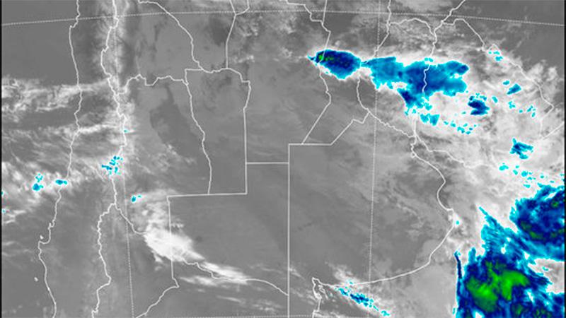 Alerta en Diamante: Pronostican lluvias intensas para el centro entrerriano