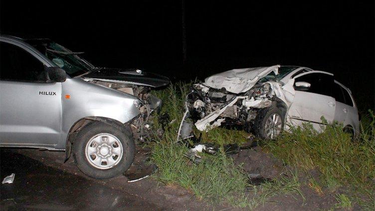 Murió una docente que había sufrido graves heridas tras accidente en Ruta 18