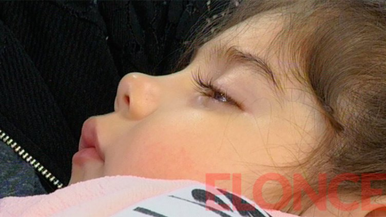 Ofrecen bono solidario a beneficio de Mariam, la nena que debe tratarse en China