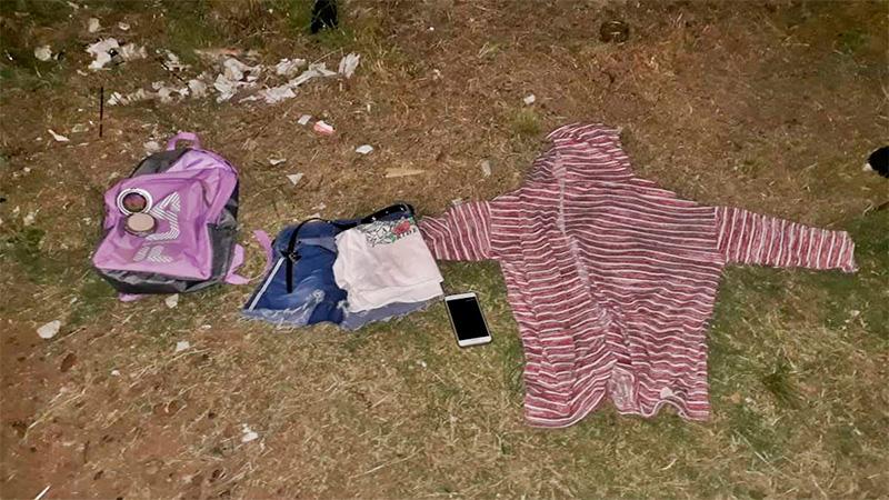 dc972f5555e Madre vio cómo ladrones en moto asaltaban a su hija, los corrió e ...