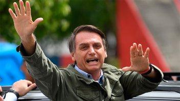 Con un discurso homófobo, Bolsonaro asume como presidente de Brasil