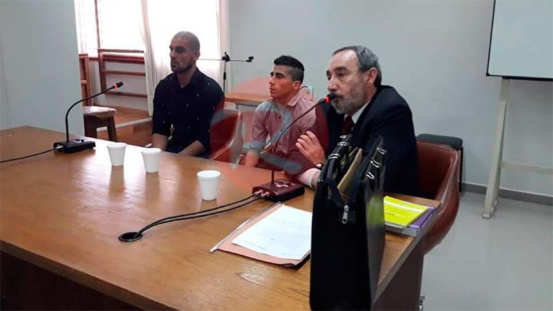 Padre e hijo acusados de un homicidio seguirán presos