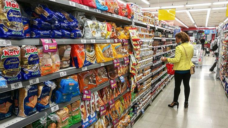 La inflación de junio se desaceleró y fue de 2,7%