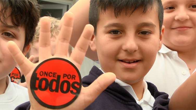 Hospitales, escuelas, ONGs y Cic Rurales: Los beneficiarios de Once por Todos
