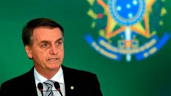 Bolsonaro descartó que se aplique la pena de muerte en Brasil