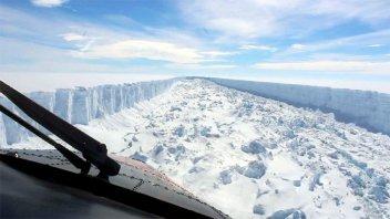 Calentamiento global: qué pasa con los hielos antárticos