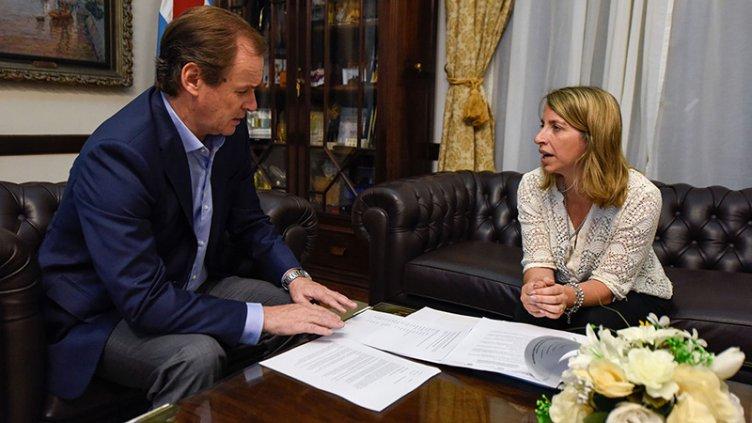 Rumbo a las urnas: Bordet confirmó que una mujer lo acompañará en la fórmula