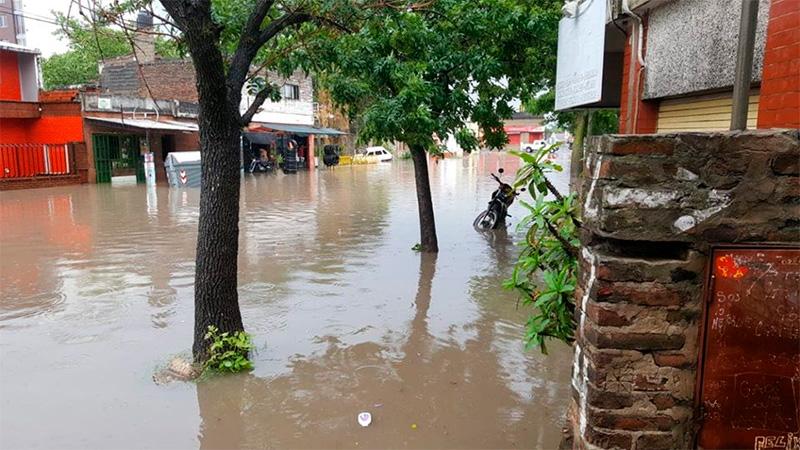 Anegamientos e inundaciones: lo que el agua nos dejó