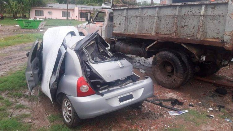 Identificaron al joven fallecido al despistar y chocar cerca de Paraná